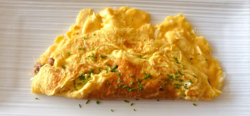 omelette au thon diet d lices recettes diet tiques. Black Bedroom Furniture Sets. Home Design Ideas