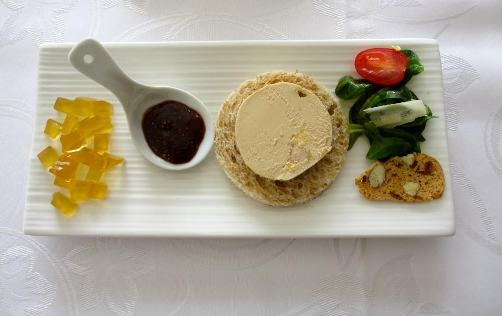 Bekannt Foie gras et ses accompagnements : Diet & Délices - Recettes  HG25