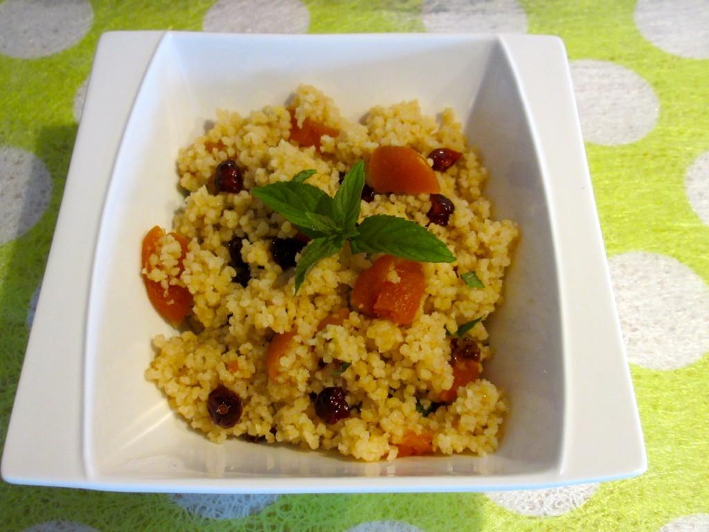 Taboulé aux fruits secs sans gluten : Diet & Délices ...