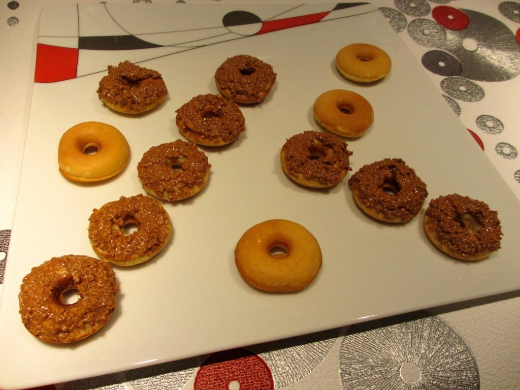 mini donuts la vanille diet d lices recettes. Black Bedroom Furniture Sets. Home Design Ideas