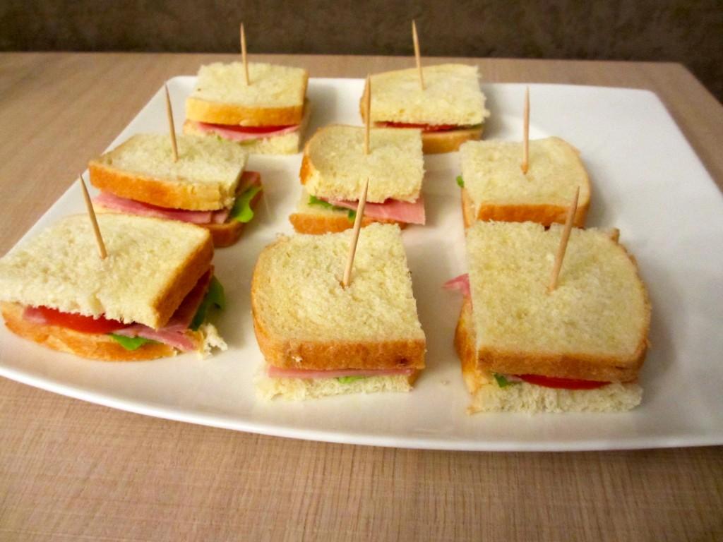 Club sandwich diet d lices recettes diet tiques - Recette sandwich pain de mie ...