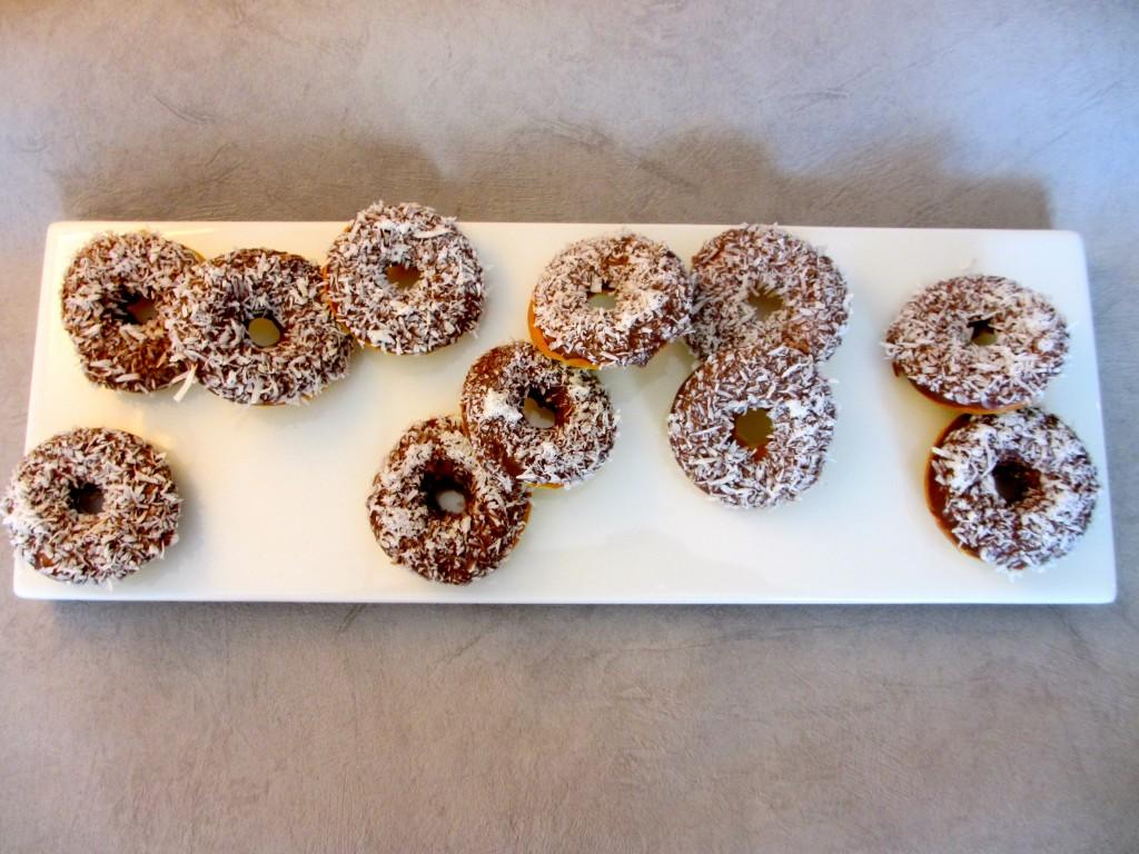 mini donuts exotiques diet d lices recettes diet tiques. Black Bedroom Furniture Sets. Home Design Ideas