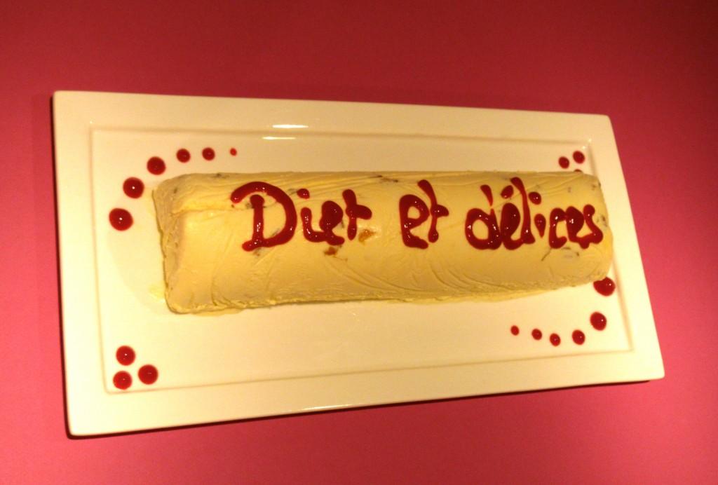 Nougat glac diet d lices recettes diet tiques - Nougat silvain freres ...