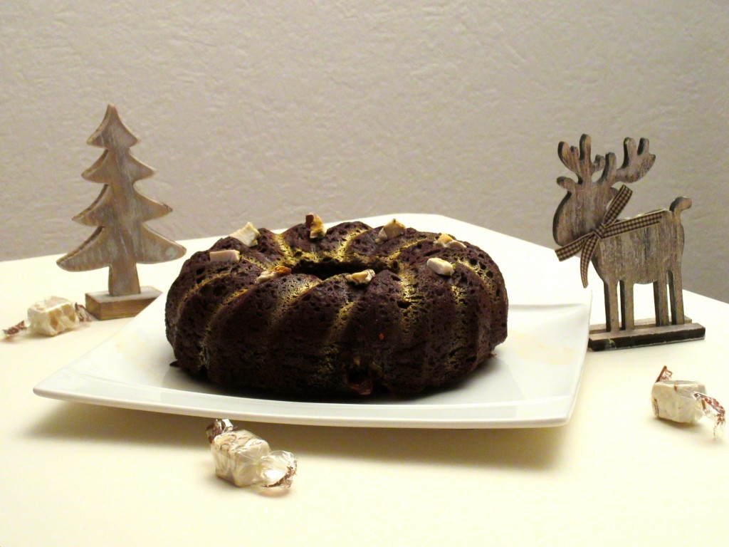 G teau au yaourt au chocolat et nougat diet d lices recettes diet t - Nougat silvain freres ...