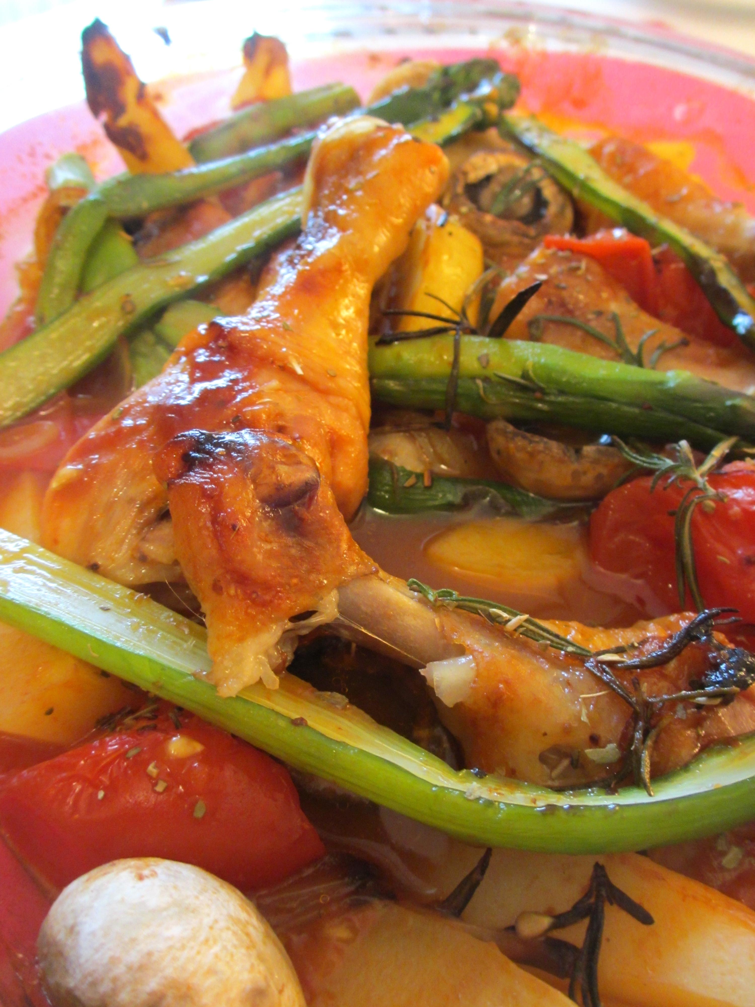 Pilons De Poulet Printaniers Diet Delices Recettes Dietetiques
