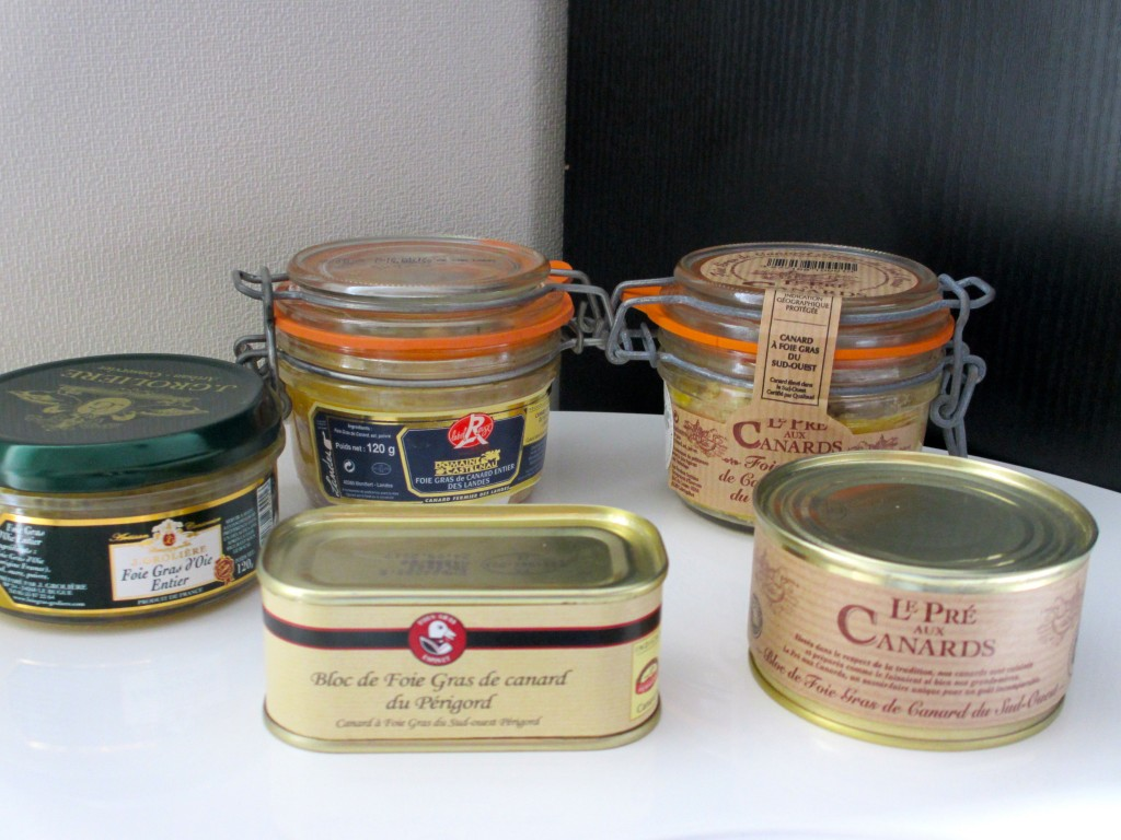 Foie gras gourmet