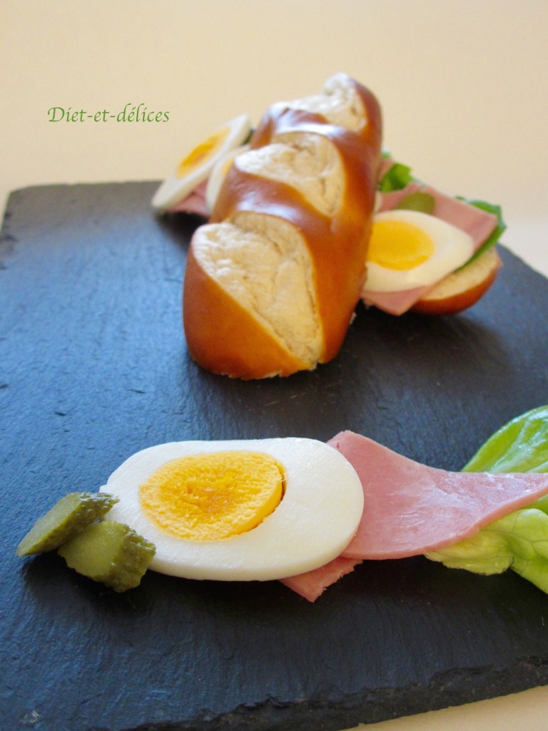 Moricettes® au jambon blanc