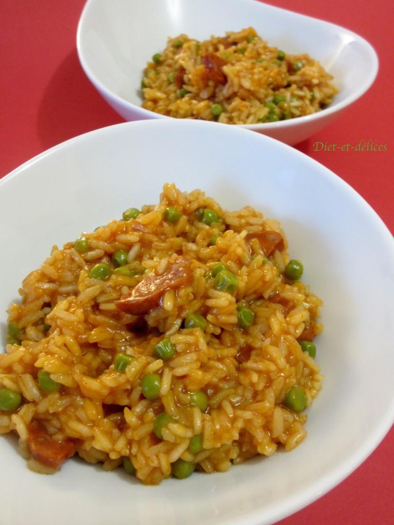 Riz gourmand