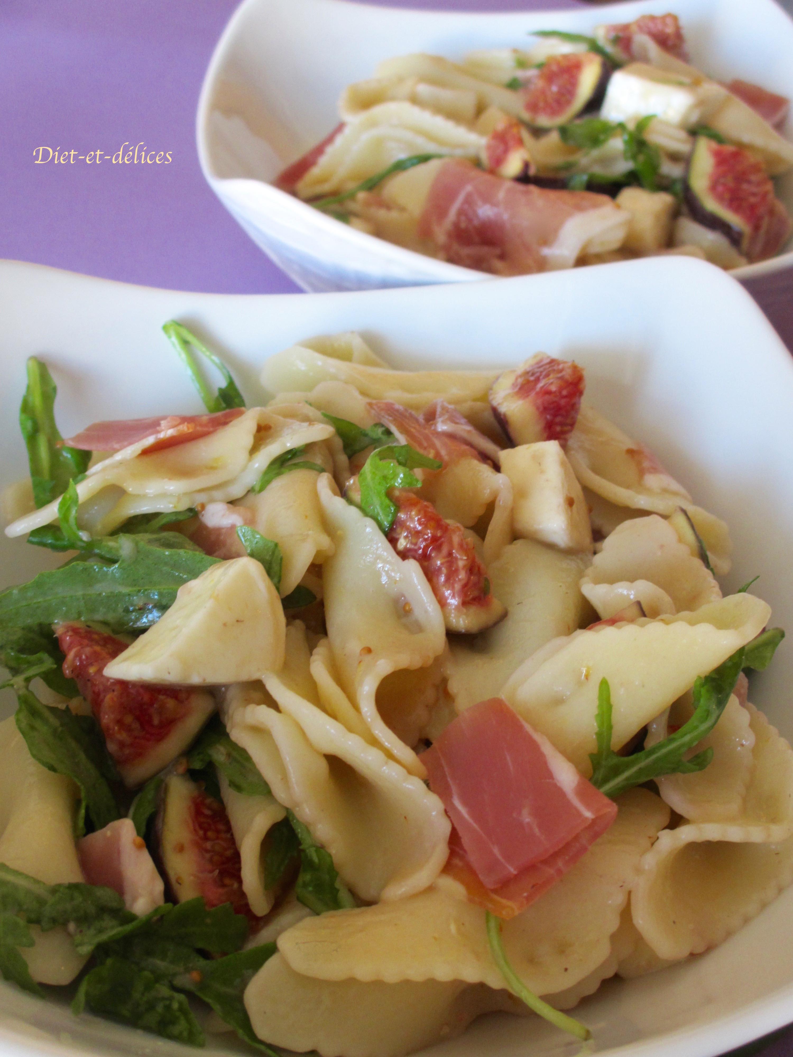 Salade d t diet d lices recettes diet tiques - Salade d ete originale et facile ...