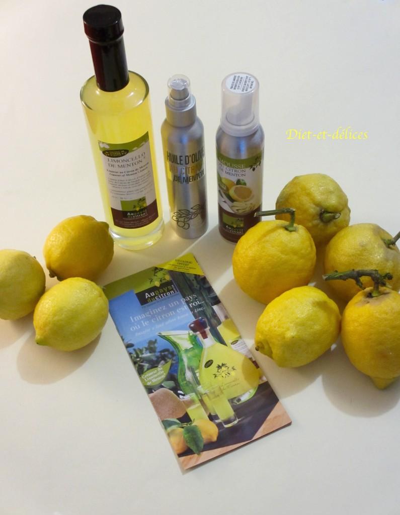 Au pays du citron de Menton