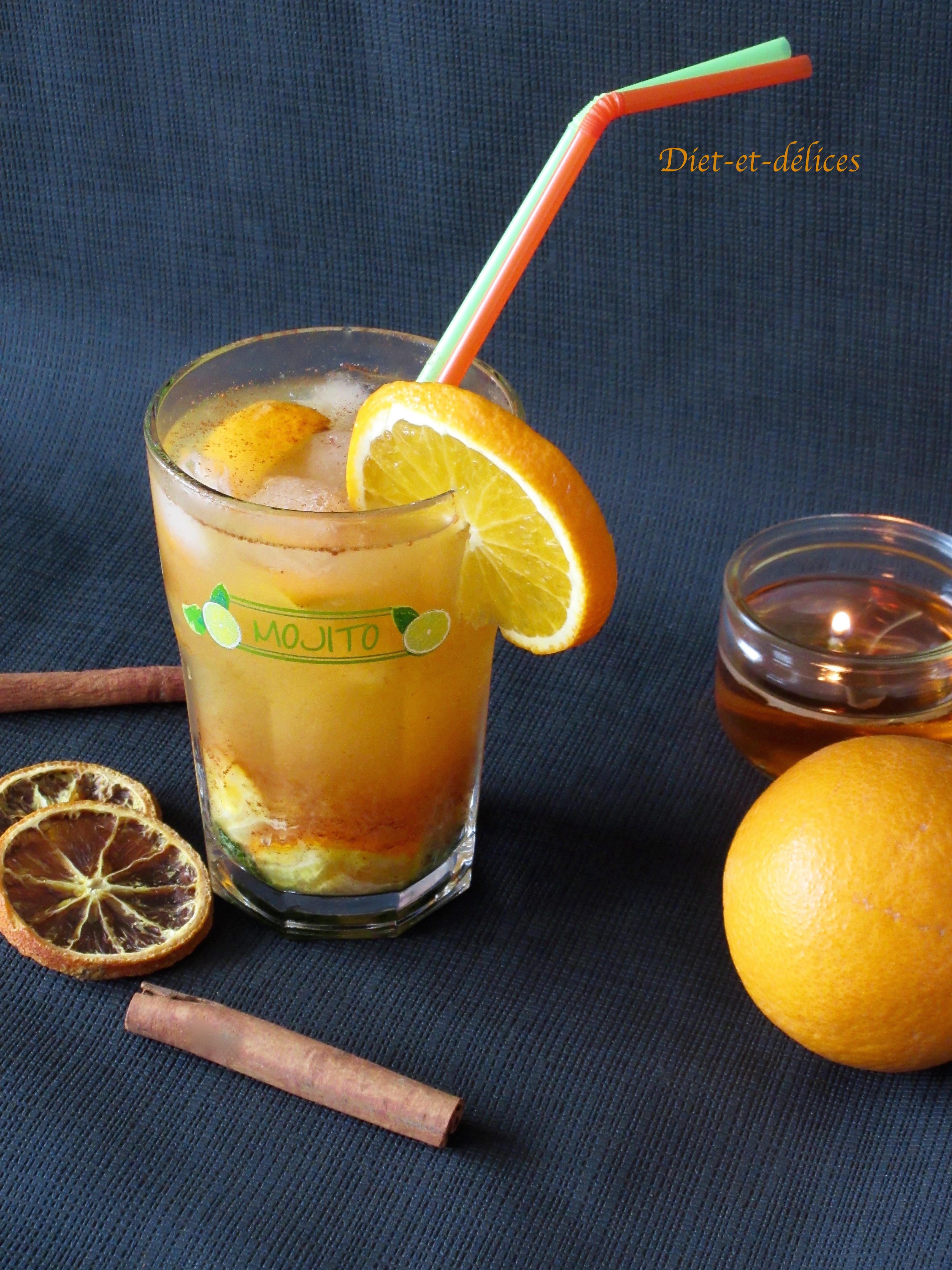 cocktail sucre de canne